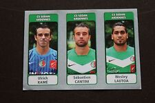 Vignette Sticker PANINI Foot 2011 2012 N°622 SEDAN RAME CANTINI LAUTOA