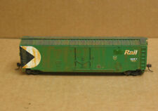 Bachmann HO QGRY 50' Plug Door (re-stensiled from CP Rail) #7998 (weathered)