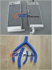 aluminum radiator for YAMAHA YZ250 YZ 250 1992 / WR250 WR 250 1992-1993 92 93