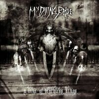 A LINE OF DEATHLESS KINGS - MY DYING BRIDE [CD]