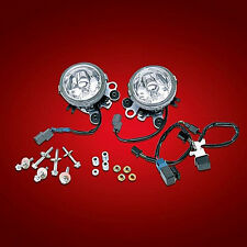 Lower Fog Light Kit - Clear - Goldwing GL1800 '01-'10 without air bag (52-604)