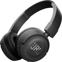 Kabelloser Bluetooth Kopfhörer JBL Harman T450BT Headset On Ear Faltbar