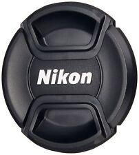 Genuine Nikon Japan LC-62 62mm Snap on Front Lens Cap