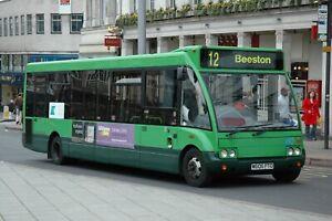 Nottingham City Transport 126 6x4 Quality Bus Photo