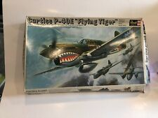 1967 REVELL CURTISS P-40E FLYING TIGER, 1:32, H-283-200