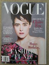 Claire Foy, Kendall Jenner, Imaan Hammam Vogue Magazine November 2018