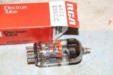 VACUUM TUBE: 6922 E88CC 6DJ8 RCA NEW NIB