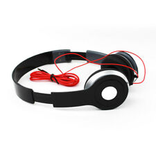 3.5mm Plegable Cerrado Audio Auriculares Juegos para iPad iPhone iPod PC
