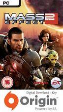 Mass Effect 2 PC Origin Clave