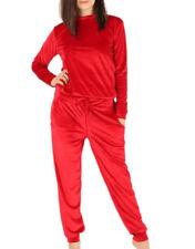 Pyjamas en velours pour fille de 3 à 4 ans