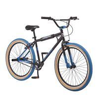 Mongoose Grudge BMX Freestyle Bike Single Speed 26 Inch Wheels Mens Black
