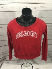 Womens Belmont University Sweatshirt Size Small Jansport