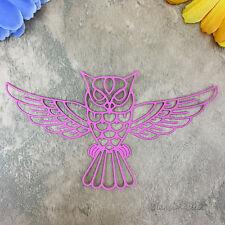 Owl Cutting Dies Stencil DIY Embossing Scrapbooking Photo Album Decor Template