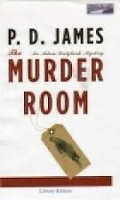 The Murder Room, P.D. JAMES, Used; Very Good Book