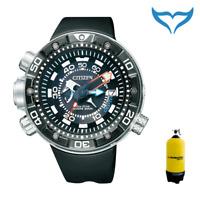 Citizen Promaster Marine Aqualand BN2024-05E 20bar Eco-Drive Go Deeper Edelstahl