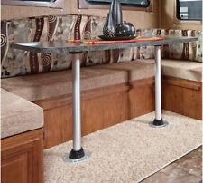"29"" Aluminum Removable Table Leg Pedestal Boat Marine/Caravan/Motorhome"
