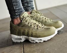 "Nike Air Max 95 Essential Zapatillas Hombre UK 10 UE 45 749766 -201 ""Trooper verde"""