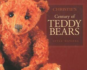 Christie's Antique Teddy Bears – Steiff Einco Schuco Bing BMC Ideal / NEW Book