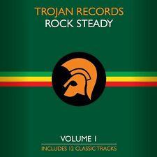 Best of Trojan Rock Steady 1 Analog Various Artists LP Record