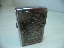ZIPPO ACCENDINO LIGHTER FEUERZEUG LUCKY SEVEN VERY RARE NEW