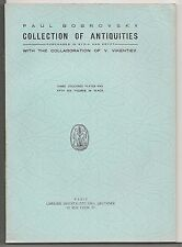 Collection of antiquities. P. BOBROVSKY. Ed. Geuthner. Various/scarabs/Antioche