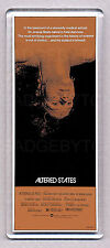 ALTERED STATES movie poster 'WIDE' FRIDGE MAGNET  - 80's SciFi Horrror Classic!