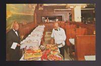 O'donnell's Sea Grills Restaurant Interior View  Washington DC Postcard