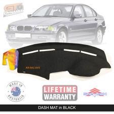 Black Dash Mat for BMW 3 Series E46 318i 325ci 320i 330Ci 8/1998-0/2005 DM795