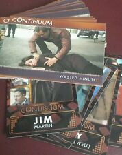 **BEST PRICE** 2015 CONTINUUM SEASON 3 - 60 Card Base Set