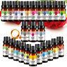 RA Essential Oils Set,100% Pure Therapeutic Grade Aromatherapy Oils kit,10ml Set