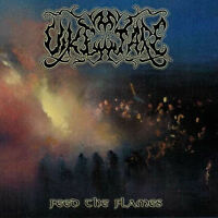 "Vike Tare ""Feed The Flames"" (NEU / NEW) Pagan-Black-Metal"