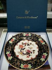 Mason's Royal Mandalay Collector's Plate Limited Edition No 69, never out of box