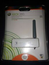 NEW Official Microsoft XBOX 360 Wireless Networking Internet USB Adapter WiFi