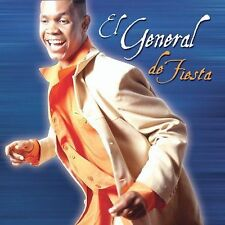El General de Fiesta by El General (CD, Oct-2002, Sony Music Distribution (USA)