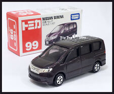Takara Tomy Tomica 99 Fits Nissan Serena Black. Delivery