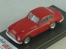 MG MODEL AMC05 - Ferrari 166 coupé Touring 2° serie 1950 road car rouge 1/43