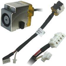 HP Probook 4430 4430S 4431s SERIES DC Jack Cavo alimentazione spina porta Socket Cablaggio
