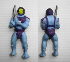 Maîtres de l'univers MOTU 1984 he man vintage gomme ancienne Skeletor Orli jouet