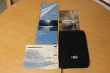 2004 Ford Taurus Owner's Manual Set With Case