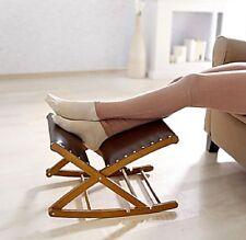 Beinschaukel Beinstütze Fußstütze Fußhocker Beinhocker Fußablage