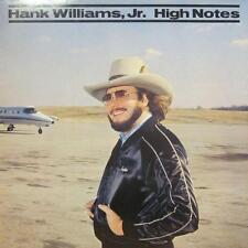 Hank Williams Jr.(Vinyl LP)High Notes-Elektra-ELK K 52 384-Germany-NM/Ex
