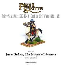JAMES GRAHAM - PIKE & SHOTTE - WARLORD GAMES - SENT FIRST CLASS - WGP-EC-27