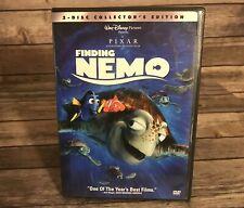 Finding Nemo Collector's Edition (Dvd, 2-Disc Set) Exclusive Bonus Features