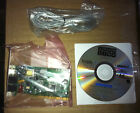 3x Lucent 0166-03 V90P 56K PCI Fax-Modem Card w/Cable, Zoom Link Software - NEW
