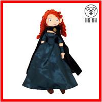 Merida Brave Disney Soft Toy Princess Rag Doll Plush Stuffed Figure Character A1