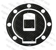 New 3D Carbon Gas Cap Tank Cover Pad Sticker For Yamaha FZR 250/FZX250 1998-1999