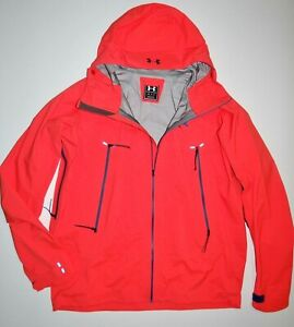 Under Armour Mens Moonraker GTX Waterproof Extreme Shell Jacket Large $400
