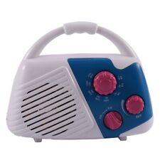 Wasserdichtes AM FM Radio Duschradio mit Lautsprecher für Badezimmer V5X8