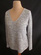 Pull Caroll Gris Taille 44 à - 65%