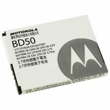 2X Motorola OEM BD-50 Battery F3 F3c Em326g SNN 5796A Li-Polymer 3.7v